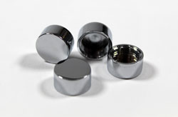 Chrome Screw Cap