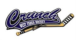 Custom cut team sports decals - West Fargo Hockey Decals