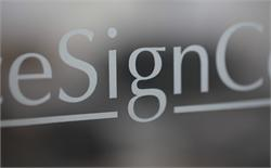 Sign Mounting Options For Interior Office Signs